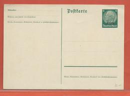 ALLEMAGNE OCCUPATION EN ALSACE ENTIER POSTAL 6 PF NEUF - Occupation 1938-45