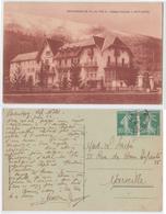 Beauvezer (B.A.) Alt.1150 M - Station Estivale - Alp Hotel, 1929 - France
