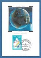 Frankreich 2001 Mi.Nr. 3528 , EUROPA CEPT Lebensspender Wasser - Maximum Card - Premier Jour Strasbourg  8.05.2001 - Europa-CEPT