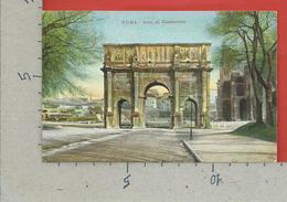 CARTOLINA NV ITALIA - ROMA - Arco Di Costantino - 9 X 14 - Roma