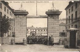 78 - VERSAILLES - RUE SAINT-MARTIN - QUARTIER D'ARTOIS - Versailles