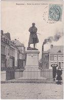 62. BAPAUME. Statue Du Général Faidherbe - Bapaume