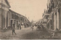 1-Medan Deli O.K.-Sumatra-india Olandese-Indonesia-v.1912 X Estero: Savona-Italia - Indonesia