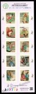 Japan - Japon 2015 Yvert 6884-903, Children. Peter Rabbit, Beatrix Potter, Animal Illustrations - Sheetlet - MNH - 1989-... Emperor Akihito (Heisei Era)