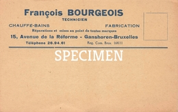 François Bourgeois - Technicien - Chauufe-Bains - Ganshoren - Ganshoren