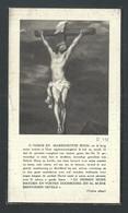 +++ Image Mortuaire Religieuse - Décès - Souvenir Pieux - VAN DE RYSE - ZUINKERKE 1874 - 1940   // - Décès