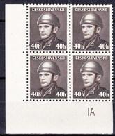 ** Tchécoslovaquie 1945 Mi 444 (Yv 392), (MNH) - Variedades Y Curiosidades