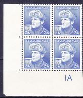 ** Tchécoslovaquie 1945 Mi 449 (Yv 397), (MNH) - Variedades Y Curiosidades