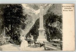 52575856 - Stilfser Joch Passo Dello Stelvio - Italia