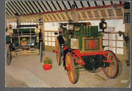 Cpm 7620832 Clères Musée D'automobiles Anciennes , Peugeot Et Panhard Levassor 1895 - Clères