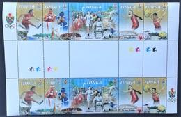 # Tonga 2000**Mi.1578-82 Summer Olympics, Sydney , MNH  [21;122] - Sommer 2000: Sydney - Paralympics