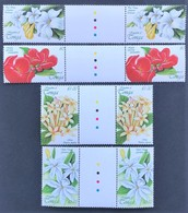 # Tonga 1999**Mi.1556-59 Flowers , MNH [21;123] - Pflanzen Und Botanik