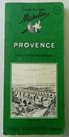 Guide Vert Du Pneu Michelin - Provence - Le Pont Du Gard - Photo YVON Paris - 1953 / 1954 - Michelin (guides)