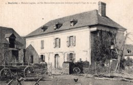 B65456 Cpa Bartrès - Maison Lagues - Otros Municipios