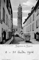 B65462 Cpa Bagnères De Bigorre - La Tour Des Jacobins - Bagneres De Bigorre