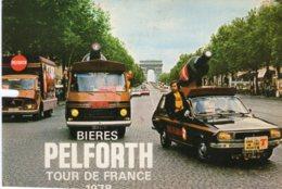 B65495 Cpm Bières Pelfoth - Tour De France 1978 - Cycling