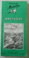 Guide Vert Du Pneu Michelin - Bretagne - La Pointe Du Raz - 21e Edition - 1964 - Michelin (guides)