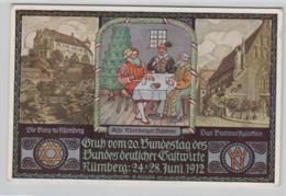 Bayern-nette PP.-Ganzsache -Nürnberg   (ko2527 ) Siehe Scan - Entiers Postaux