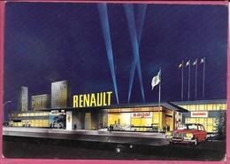 Publicité Postale Renault Sagal Concessionnaire 21 Av. Paul Valéry Sarcelles-Lochères 1970 - Sarcelles