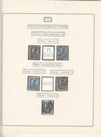 PERFINS, KING FERDINAND STAMPS, 1920, ROMANIA - Perforiert/Gezähnt