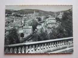 19 - Cpsm Grand Format - TULLE - La Vallée De La CORREZE - Tulle