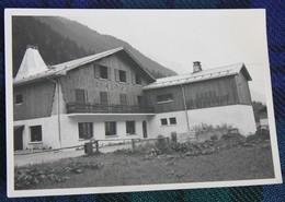 CPSM 74 Argentière , Près Chamonix , L'Alpette à L'Alpage 4/4 - France