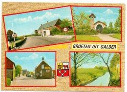 Galder Groeten Uit Douane Grenspost Cafe 't Hoekske - Breda