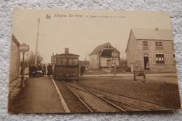 "Ellignies-Ste-Anne ""Station Du Chemin De Fer Vicinal"" - Unclassified"