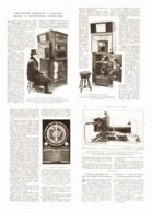 """LA Cabine Automatique De Photographie De """" HARRY ASHTON WOLFE  """" 1913 ( 1 ) - Photographie"""