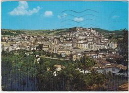 CALVELLO - POTENZA - PANORAMA - VIAGG. -34765- - Potenza