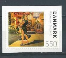 Danemark 2010  N° 1582 Radio P4 - Unused Stamps