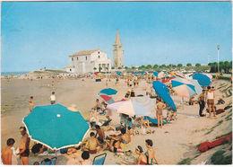 CAORLE - VENEZIA - CHIESA MADONNA DELL'ANGELO - VIAGG. -96634- - Venezia (Venedig)