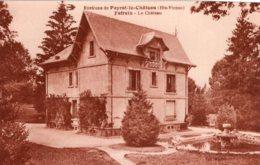 B65516 Photo Repro.  Environs De Peyrat Le Château - Fafreix, Le Château - Unclassified