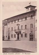 Cartolina Strada Casentini (Arezzo) - Il Municipio. 1941 - Arezzo