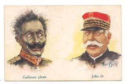 Militaires - Satyriques - Allemand   -  Ma Victoire Est Dans Les Choux - CPA° - War 1914-18