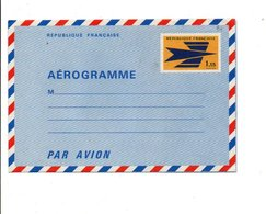 AEROGRAMME 1002-AER NEUF LOGO POSTE - Luftpostleichtbriefe