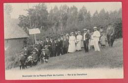 Luttre -Top Carte -  Souvenir De La Fancy-Fair - Tir à La Carabine  ( Voir Verso ) - Pont-à-Celles