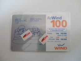 INTROVABILI & RARE - Wind Altan 100 - 1263 - Italien