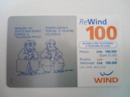 INTROVABILI & RARE - Wind Altan 100 - 1271 - Italien