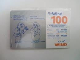 INTROVABILI & RARE - Wind Altan 100 - 1272 - Italien