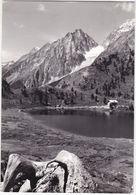 LAGO E RIFUGIO PASSO STALLE - BOLZANO - VEDRETTE GIGANTI - VIAGG. 1964 -3526- - Bolzano (Bozen)