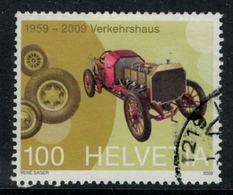 Suisse // Schweiz // Switzerland //  2009  // 50 Ans Du Musée Des Transports  No.1303  Oblitéré - Suisse