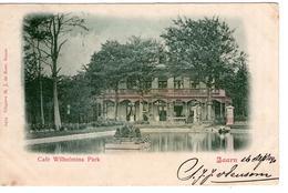 Baarn - Café Wilhelminapark - 1900 - Baarn