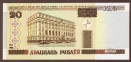 BELARUS 20 ROUBLES 2000  # Лa 5263435  P# 24 - Belarus