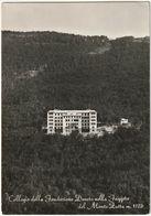 MONTE ZATTA - GENOVA - COLLEGIO DELLA FONDAZIONE DEVOTO - VIAGG. 1952 -44231- - Genova (Genoa)