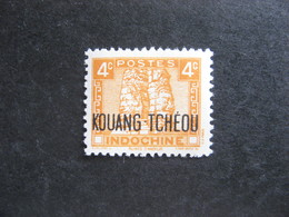 Kouang-Tchéou: TB N°126A, Neuf  XX . - Kouang-Tchéou (1906-1945)