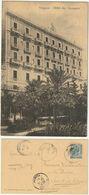 SIRACUSA - HOTEL DES ETRANGERS - VIAGG. 1912 -40307- - Siracusa