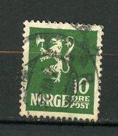 NORVEGE : DIVERS - Yvert N° 112 Obl. - Norvège