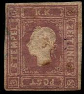 Austria 1861 Printed Matter Stamp Unused No Gum 20013.1224 - 1850-1918 Empire