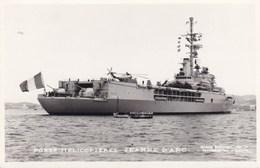 BATEAU   ---  GUERRE   --- Porte Hélicoptères  JEANNE  D' ARC - Warships